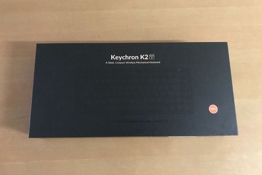 Keychron K2 ケース