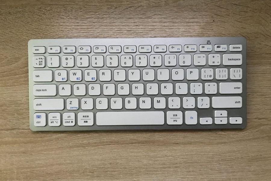 軽いキーボード