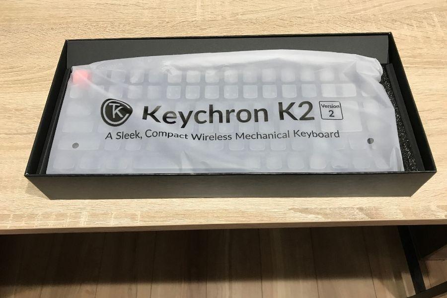 Keychron K2 梱包